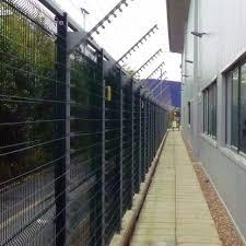 Electric Security Fencing Electric Perimeter Security Zaun Fencing