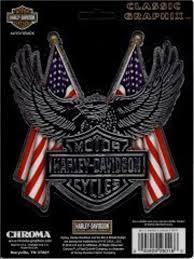 Chroma Graphics Harley Davidson American And 50 Similar Items