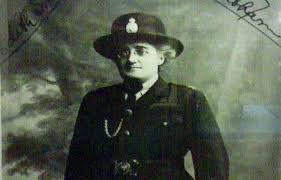 The First World War and the first female police officer - History of  government