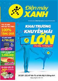 Khai Trương siêu thị Điện máy XANH Vân Trì, TP. Hà Nội