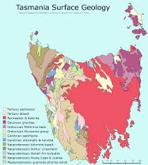 Geology of Tasmania - Wikipedia