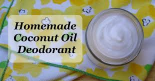natural deodorant recipe the prairie
