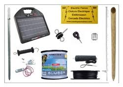 Horse Electric Fence Starter Kits Countrystoredirect