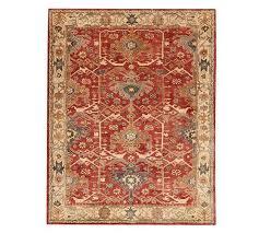 channing persian rug pottery barn