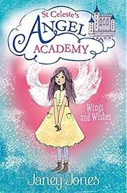 Amazon.fr - Wings and Wishes - Jones, Janey Louise, Miller, Antonia - Livres