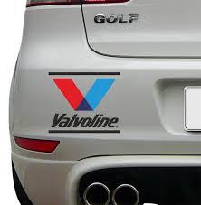 Valvoline Classic Car Decal Vinyl Sticker Window Bumper Car Racing Rally Classic Car Decal Car Decals Vinyl Classic Cars