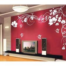 flower design wall stencil at rs 850