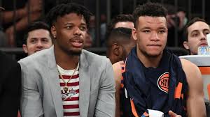 Dennis Smith Jr.'s regression makes him third wheel at Knicks ...