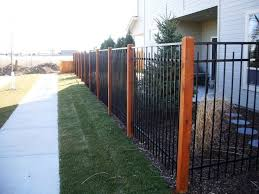 Found On Bing From Www Pinterest Com Backyard Fences Fence Construction Fence Design