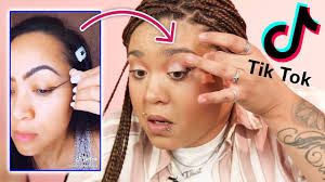 as is we tested tiktok beauty hacks