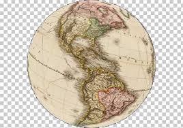 globe old world world map globe png