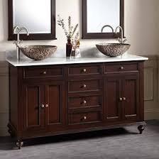 vessel sink bathroom vanity