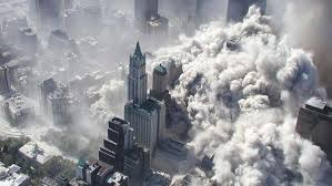twin tower disaster dust smoke