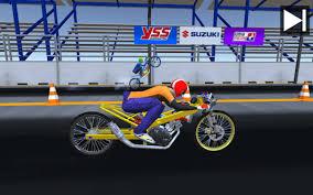 drag king 201m thailand racing game