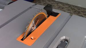 How To Align Your Ridgid Portable Table Saw Youtube