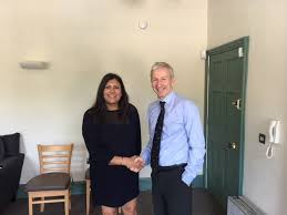 Preet meets with the Trident Housing Group | Preet Kaur Gill