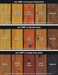 One Time Wood Protector Colors Staining Deck Cedar Stain Deck Stain Colors