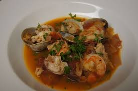 Recipe Review: Big Seafood Soup from ...