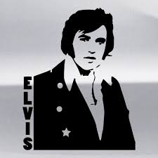 Decal Elvis Presley Buy Vinyl Decals For Car Or Interior Decal Factory Stickerpro Different Colors And Sizes Is Avalable Free World Wide Delivery