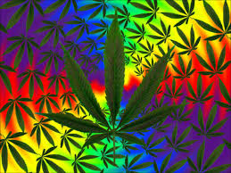 45 trippy pot leaf wallpapers on