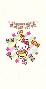Hello Kitty Feliz Cumpleanos Amiga