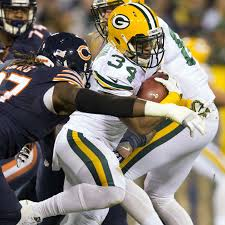 Packers release RB Knile Davis 2 weeks after trading for him ...
