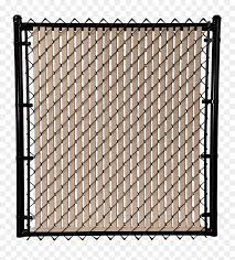 Chain Link Fences With Slats Hd Png Download Vhv