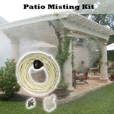 patio misting system embled