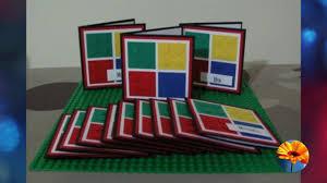32 Invitaciones Diy Para Fiesta De Legos Hermosas Youtube