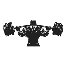 Dawasaru Sport Man Car Stickers Weightlifter Athlete Barbell Fashion Decals For Suitcase Laptop Guitar Truck Auto Pvc 18cm 8cm Car Stickers Aliexpress