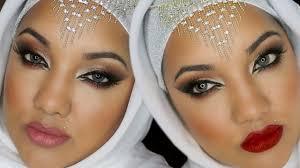 walima arabic wedding makeup you