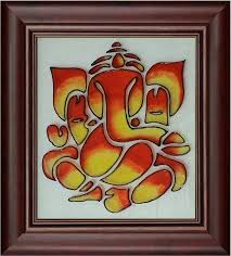 ganesha in orange my experiments with