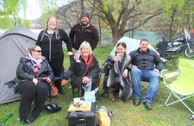 People: The inaugural Waitaki Valley Motorcycle Rally   Otago Daily Times  Online News