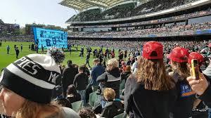 2017 SANFL Grand Final Port Adelaide vs ...