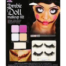 zombie doll makeup kit