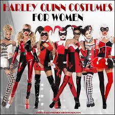 harley quinn costume for
