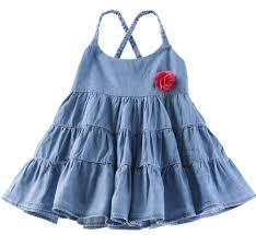 Thời trang mùa hè cho bé gái