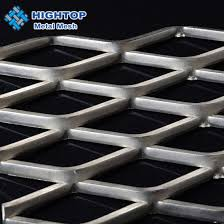 China Aluminum Alloy Expanded Metal Sheet For Home Depot China Expanded Metal Mesh Expanded Metal Sheet