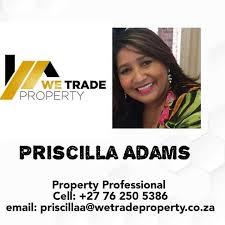 We Trade Property Blouberg Priscilla Adams - Posts | Facebook