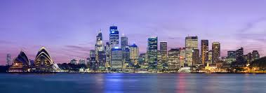 Google Map of Sydney, Australia ...