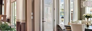 doors with internal blinds therma tru