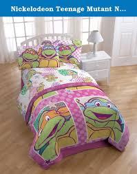 tmnt bedding ninja turtles