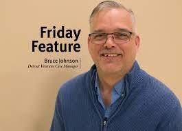 Get to know Bruce Johnson, Detroit Veterans Housing Program Case ...