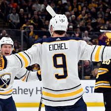 Sabres' Jeff Skinner and Jack Eichel provide COVID-19 support to ...