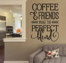 Coffee And Friends Kitchen Decor Coffee Theme