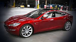 how does the tesla electric car work