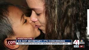 KS DCF secretary speaks on Adrian Jones' case - YouTube