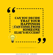 inspirational motivational quote can you decide stock vector