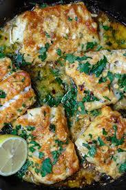 Greek-Style Baked Cod Recipe
