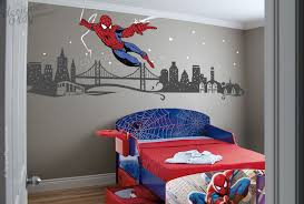 Superhero Wall Decals Bedroom Strangetowne Easy And Fun Superhero Wall Decals